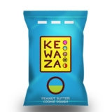 Kewaza Energy Balls Box of 10 Peanut Butter Cookie Dough