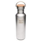 Klean Kanteen 18oz w/Bamboo Brushed Stainless