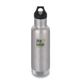 Klean Kanteen 20oz w/Loop Cap Brush Stain Insulated