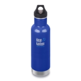 Klean Kanteen 20oz w/Loop Cap Coastal Waters Insulated