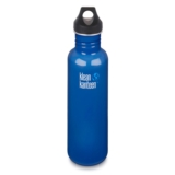 Klean Kanteen 27oz w/ Loop Cap Blue Planet