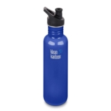 Klean Kanteen 27oz w/Sport Cap Coastal Waters