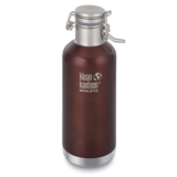 Klean Kanteen 32oz Growler Insulated Dark Amber