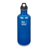 Klean Kanteen 40oz w/Loop cap Blue Planet