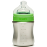 Klean Kanteen 9oz. Baby Bottle Brushed Stainless Steel