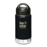 Klean Kanteen Wide 12oz Insulated Black Eclipse