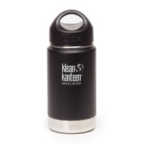 Klean Kanteen Wide 12oz Insulated Shale Black Matte