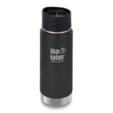 Klean Kanteen Wide 16oz CC 2.0 Insulated Shale Black Matte