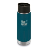 Klean Kanteen Wide 16oz CC 2.0 Insulated Neptune Blue Matte