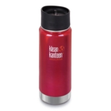 Klean Kanteen Wide 16oz CC 2.0 Insulated Roasted Pepper