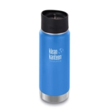Klean Kanteen Wide 16oz Cafe Insulated Pacific Sky