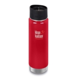 Klean Kanteen Wide 20oz Cafe Insulated Mineral Red