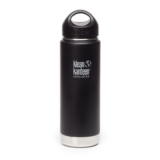 Klean Kanteen Wide 20oz Insulated Shale Black Matte