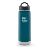 Klean Kanteen Wide 20oz Insulated Neptune Blue Matte