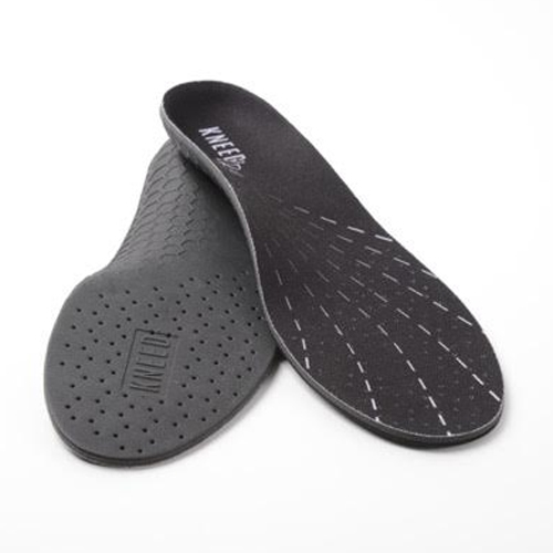Kneed2Run Insoles Unisex Black