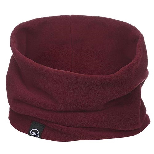 Kombi Comfiest Neckwarmer Unisex Tawny Port
