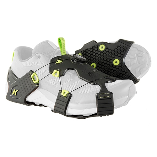 Korkers  Ice Runner Unisex Black/Green