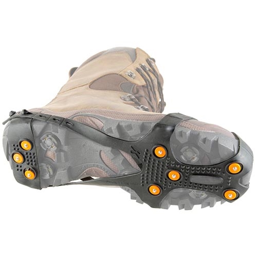 Korkers Ultra Ice Cleat Unisex Black
