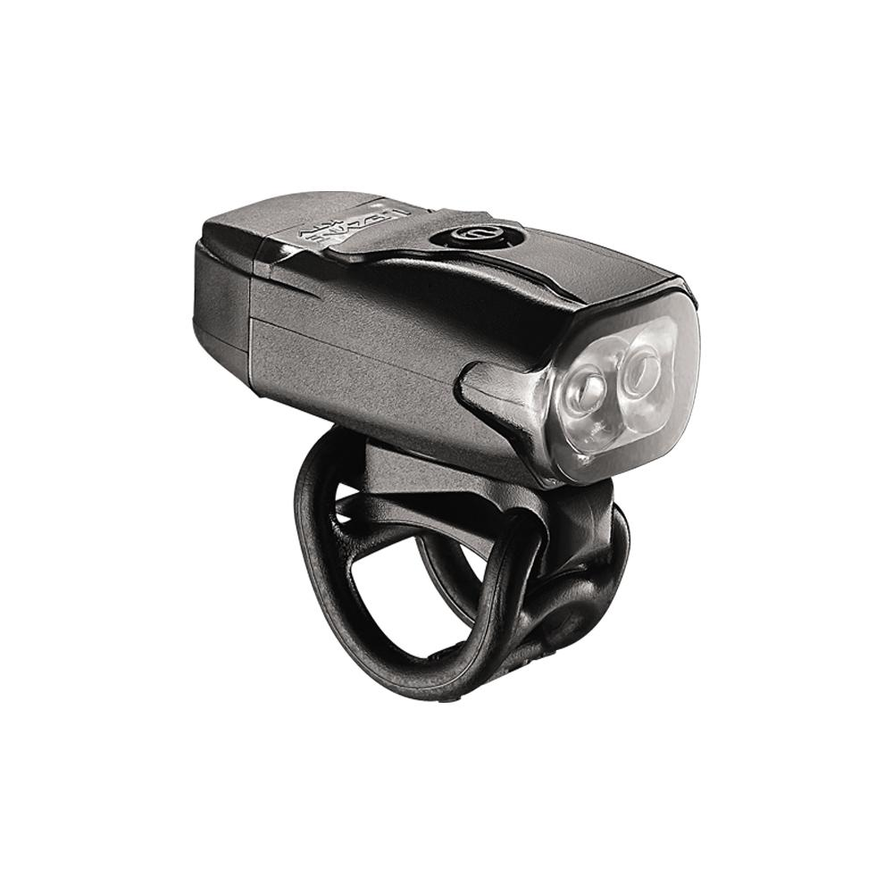 LEZYNE KTV Drive Front Light Black/180 Lumens  USB