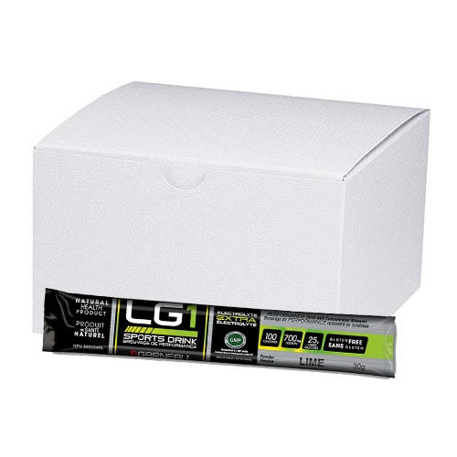 LG1 Sport Drink 30g X 24 Lime