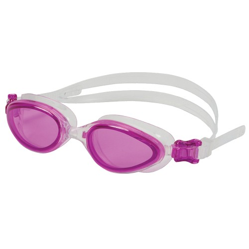 Leader Omega Goggle Unisex Purple/Clear