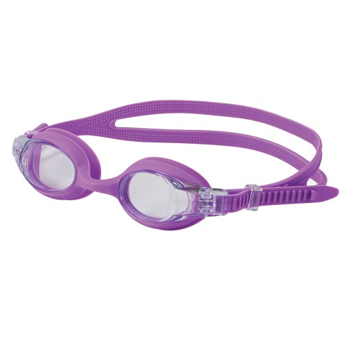 Leader Starfish Junior Goggle Kids Clear Purple