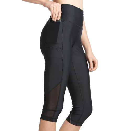 Lole Burst Capris Women's Black