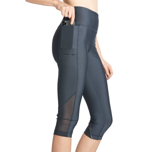 Lole Burst Capris Women's Blue Anchor