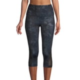 Lole Burst High Waist Capris Women's Black