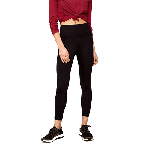 Lole Eliana Crop Women's Black