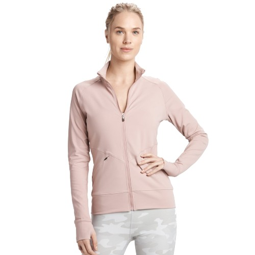 Lole Essential Up Cardigan Women's Sweet Mauve