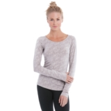Lole Kendra Long Sleeve Top Women's Morel Cityscape