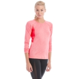 Lole Lynnew Long Sleeve Top Women's Reflector Pink