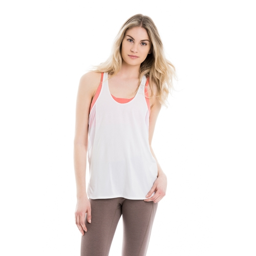 Lole Savasana Tank Women's White