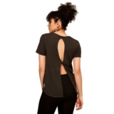 Lole Xandra Top Women's Black Heather