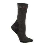 McKinley Mid Hike Crew Sock Women's Charcoal