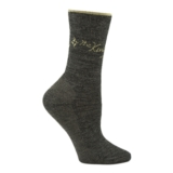 McKinley PRO Hike Crew Sock Women's Charcoal