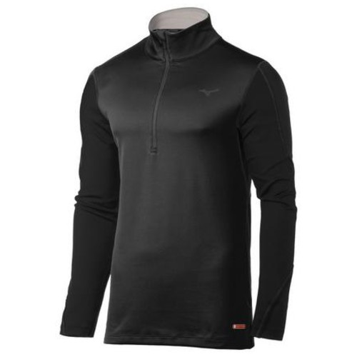 Mizuno BT 1/2 Zip Men's Black