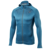 Mizuno BT Double Knit FZ Hoody Men's Ink Blue/Dark Slate
