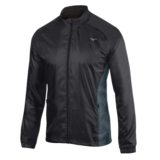 Mizuno BT Jacket Men's Black/Dark Slate