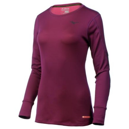 Mizuno BT Long Sleeve Women's Purple Potion