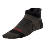 Mizuno BT Running Sock Low Unisex Dark Slate/Black