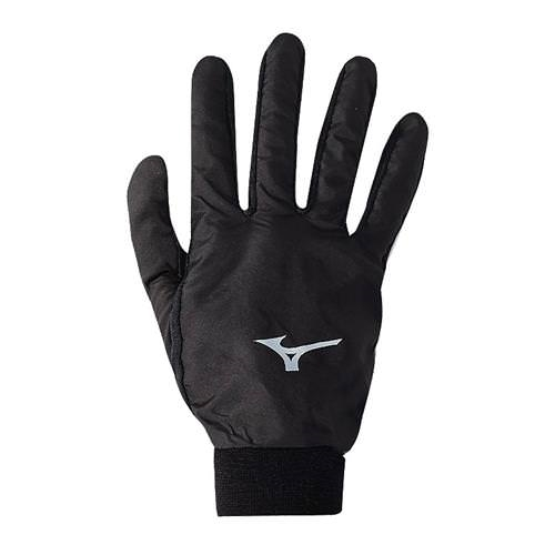 Mizuno BT Wind Guard Glove Unisex Black - Mizuno Style # 421286.9090 C18