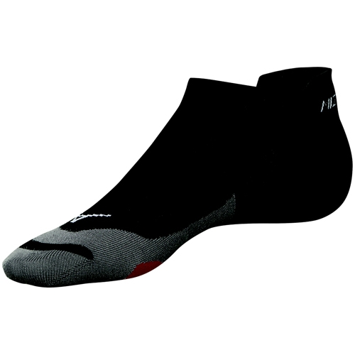 Mizuno Drylite Race Low Unisex Black/Red