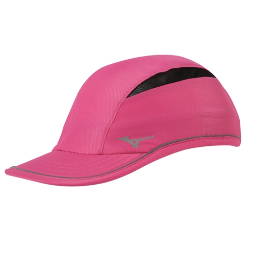 Mizuno Elite Run Cap Unisex Raspberry
