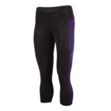 Mizuno Energy Capri Tight Women's Black/Purple