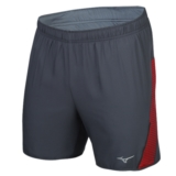 Mizuno Rider Print 5.5 Short Men's Ombre/Chinese Red