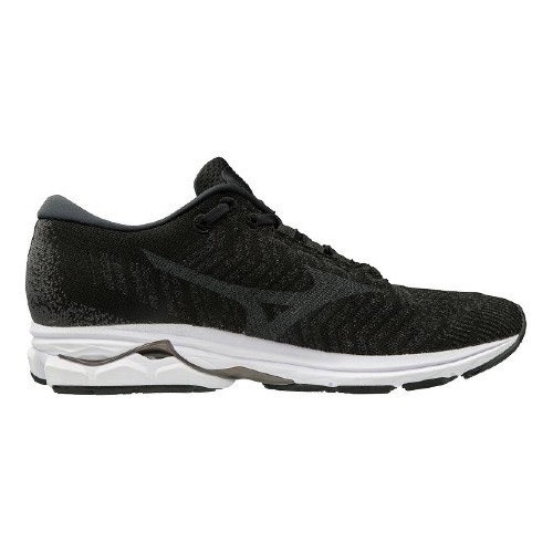 Mizuno  Rider Waveknit 3 Women's Black/Dark Shadow