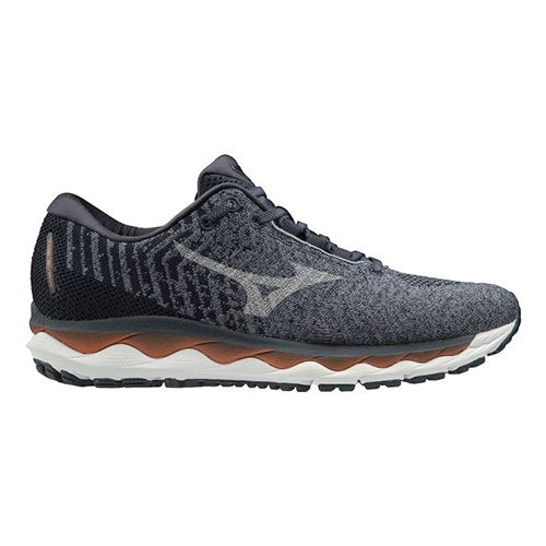 Mizuno Sky Waveknit 3 Men's Flintstone/Vapor Blue