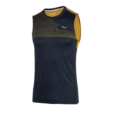 Mizuno Venture Sleeveless Men's Navy/Golden Palm